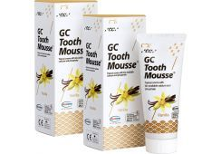 GC Tooth Mousse Recaldent Vanille (2 x 40 g Tube)