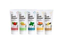 GC Tooth Mousse Recaldent Sortiment (5 x 40 g Tube)