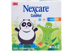 Nexcare ColdHot Therapy Pack Happy Kids